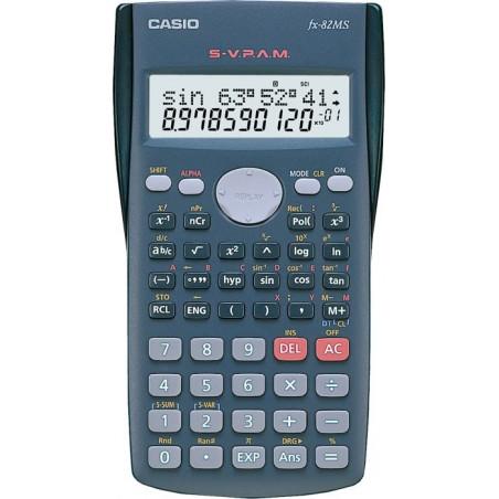 Casio - FX82MS 10 + 2 Digit Calculator
