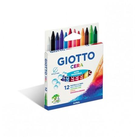 Giotto - 24 Lápis de Cera
