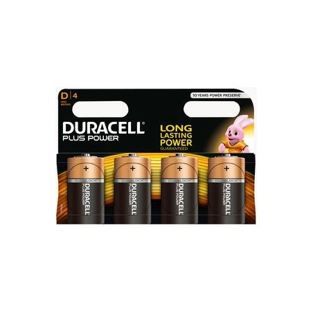 DURACELL Pack 12 Pilhas AAA Plus Power 1.5v