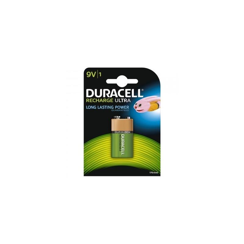 DURACELL Pack 2 Pilhas Recarregáveis 1.2v 2200mAh