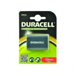 DURACELL DR9943 Bateria Recarregável 7.4v 1400mAh (Camera Canon)