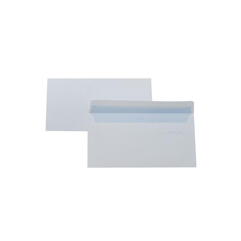 Firmo - 500 Envelopes s/Janela c/Fita Silicone 110X220mm (DL)
