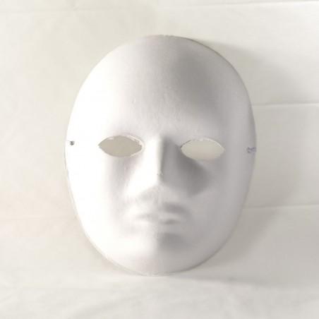Máscara Pasta de Papel - para pintar