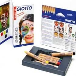 Giotto - 12 Lápis de Cera