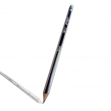 Lápis HB, com borracha