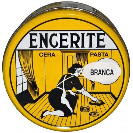 Encerite - Cera Pasta BRANCA (lata) 250gr