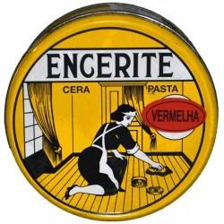 Encerite - Cera Pasta VERMELHA (lata) 250gr