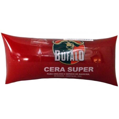 Búfalo - Cera Pasta VERMELHA (bolsa) 250gr