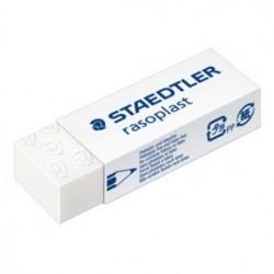 Staedtler - Borracha Rasoplast, 526B20 (branca)