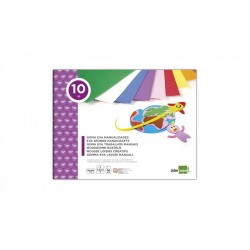 LiderPapel - Goma EVA 1,5mm 315x240 (pack 10 folhas)