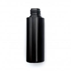 Garrafa Plástica preta PP24/410 100ml