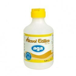 AGA - Álcool Etílico sanitário 70% 250ml