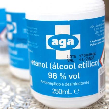 AGA - Ethyll / Ethanol 96% 250ml