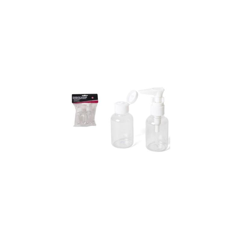 Gerimport - Doseador sabão líquido 30ml /com frasco recarga