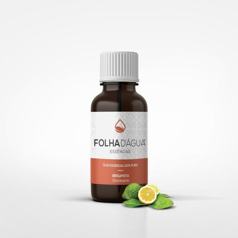 Aceite Esencial de Bergamota 10ml (Folha d`Àgua)