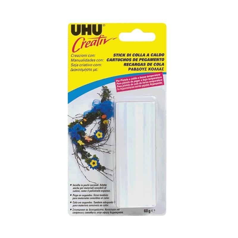 UHU Textile Glue tube, for fabrics 50ml