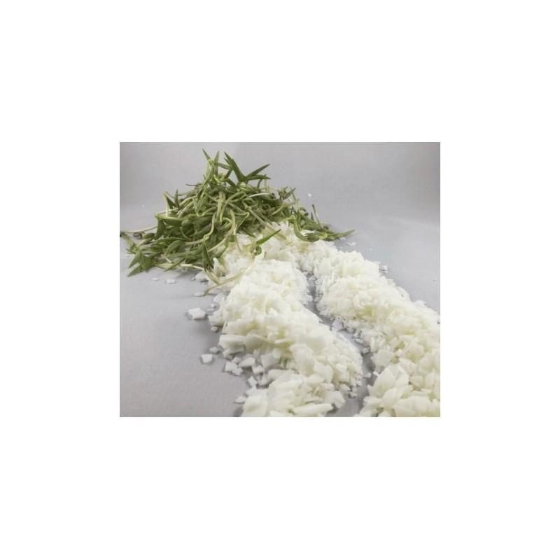 Natural Soy Wax 1kg - Ruta de la Cera