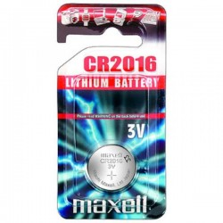 Maxell - 1 lithium battery...