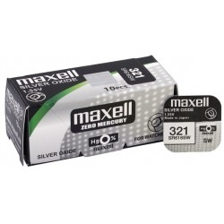 Maxell - 1 watch battery,...