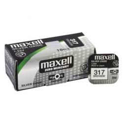 Maxell - 1 pilha relógio,...