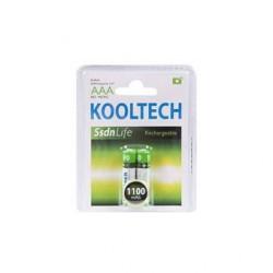 Kooltech Pack 2 Pilhas AAA...