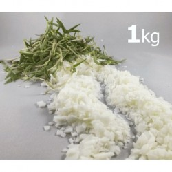 Natural Soy Wax 1kg - Ruta...