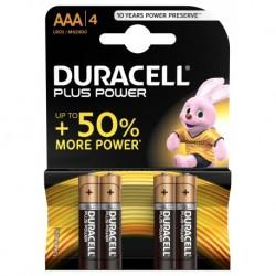 DURACELL Pilas Plus Power...
