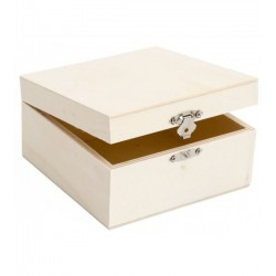 Wooden Chest / Box LxWxH...