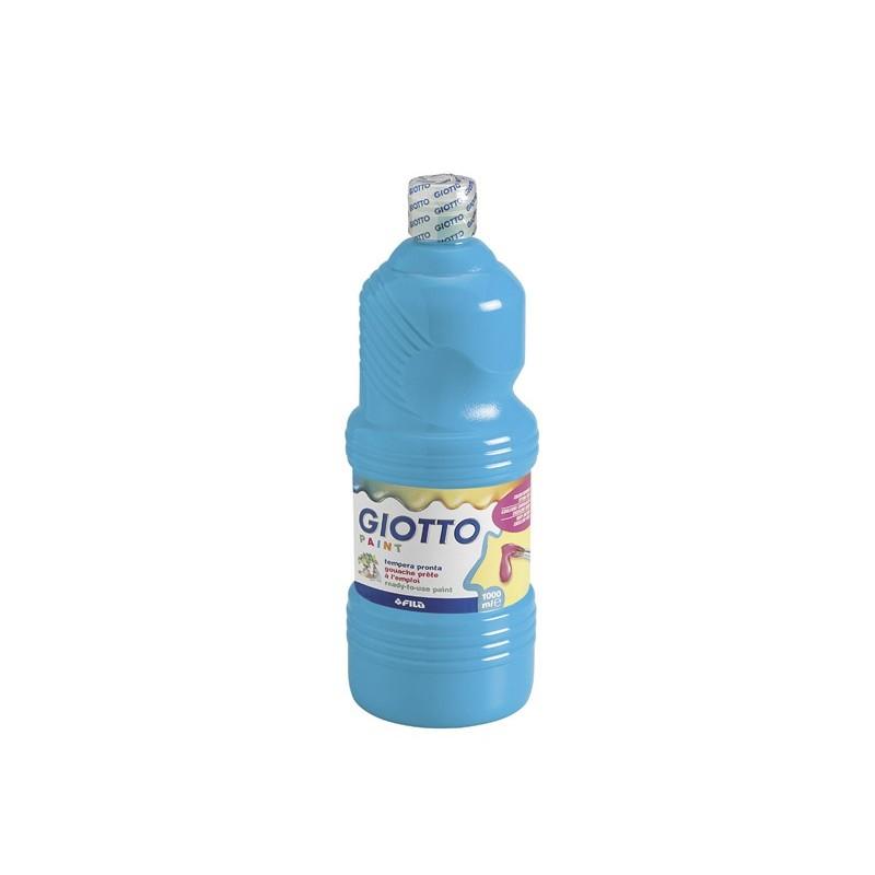 Giotto - Guache em frasco 1000ml - Preto