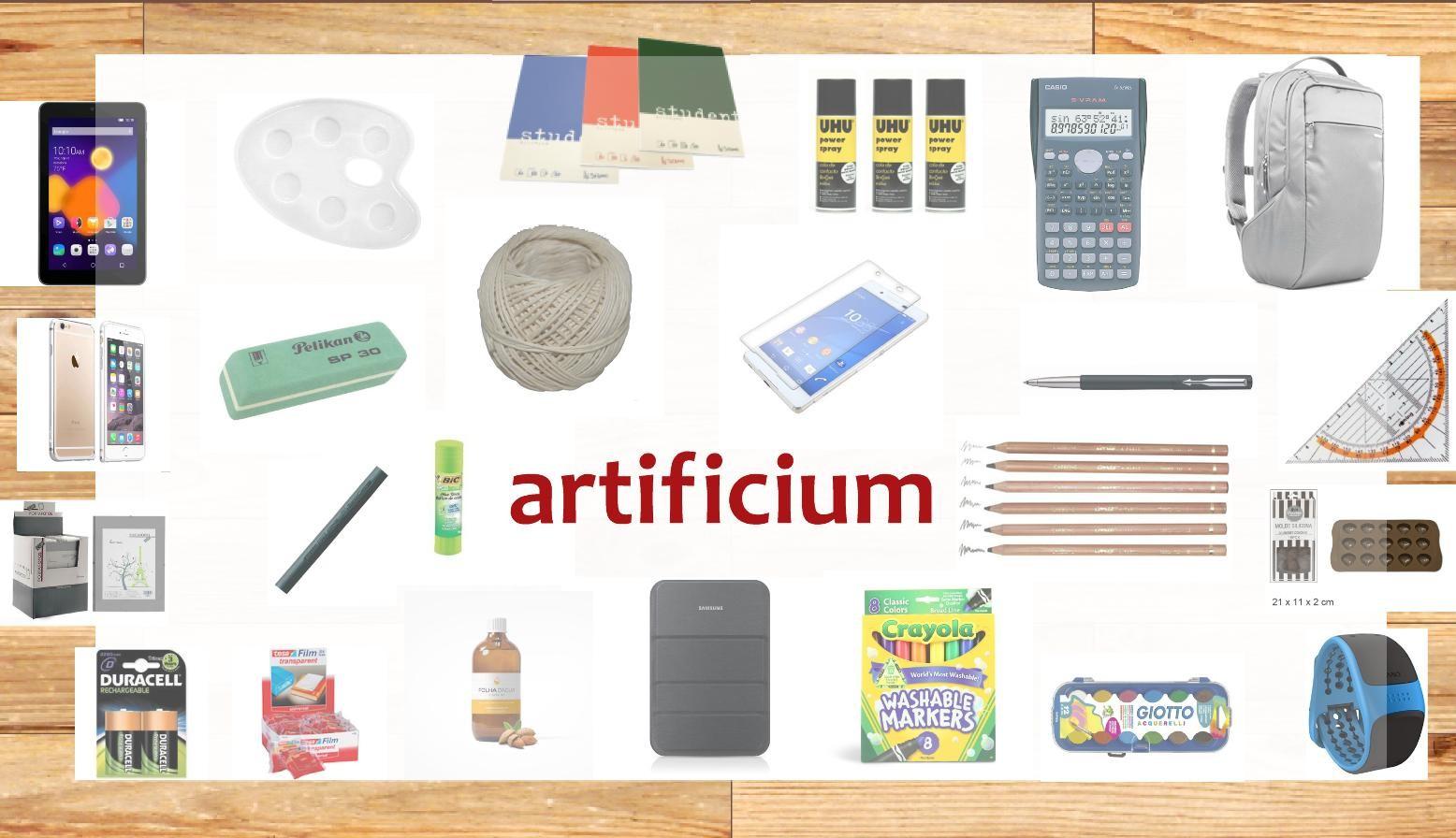 artificium - nuestros productos