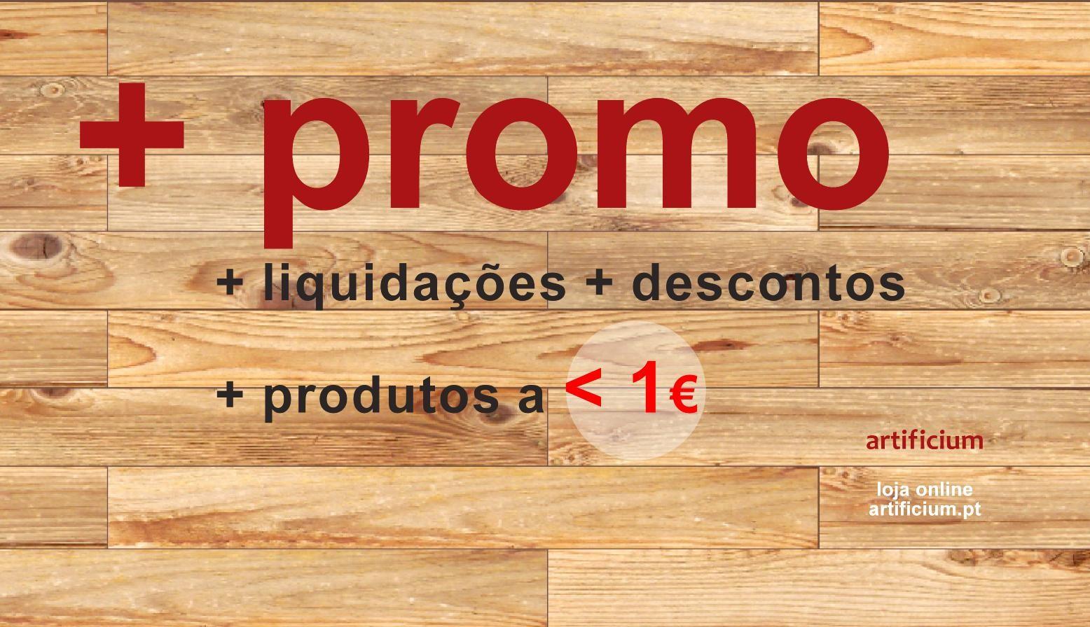 + promo + saldos - 1€