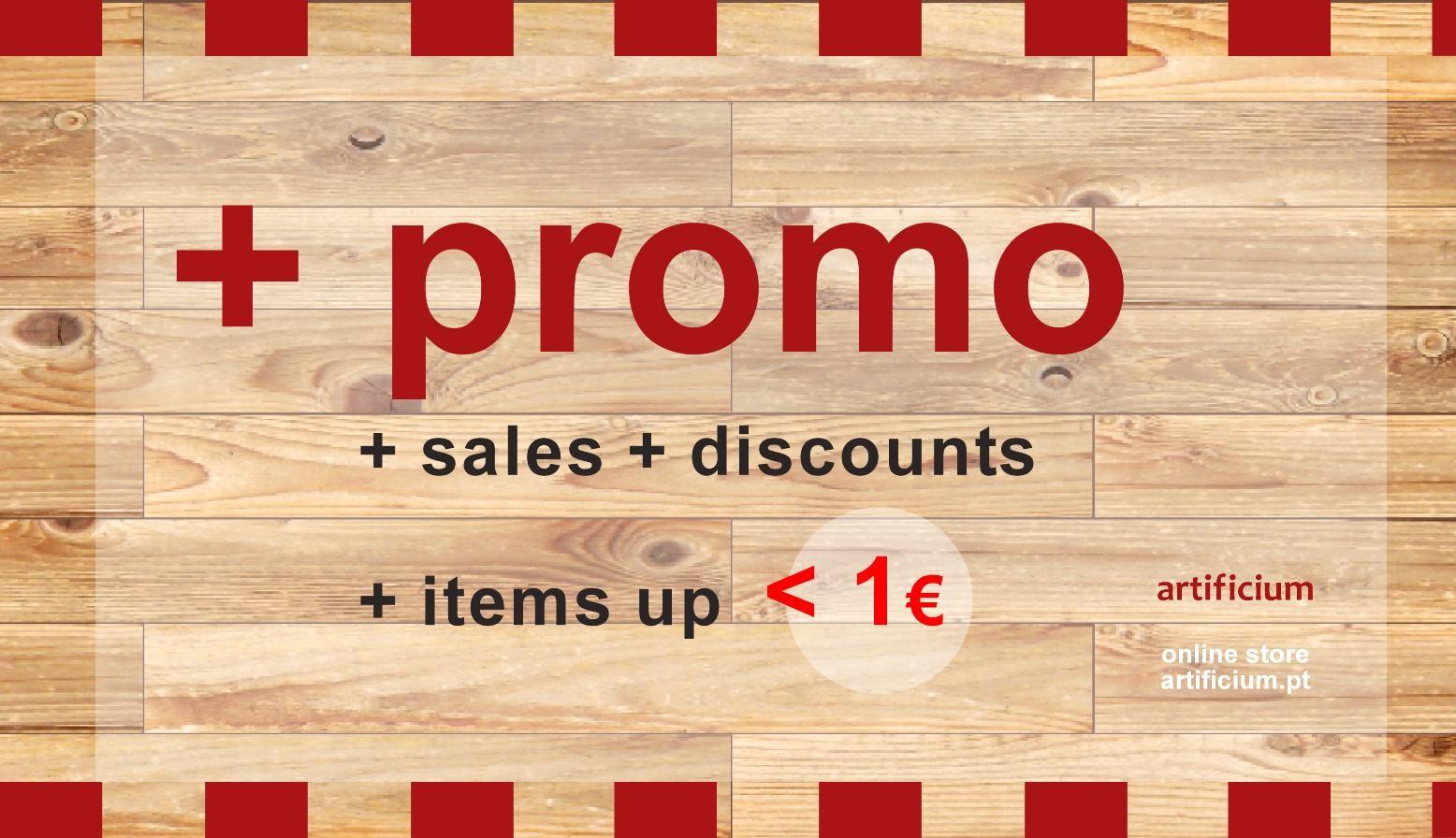 + promo - 1€
